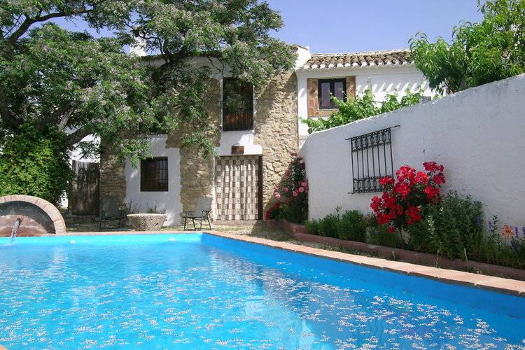 El Molino Fuentes De Cesna Andalusia Inland Spain