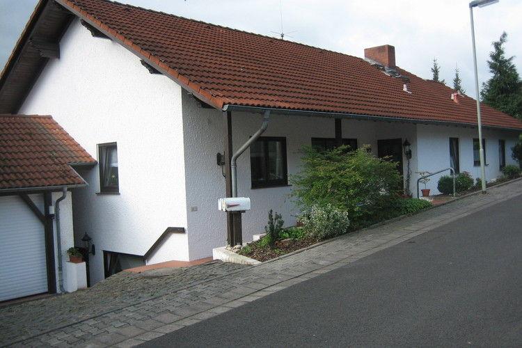 Im Niddertal Glauburg Hesse Germany