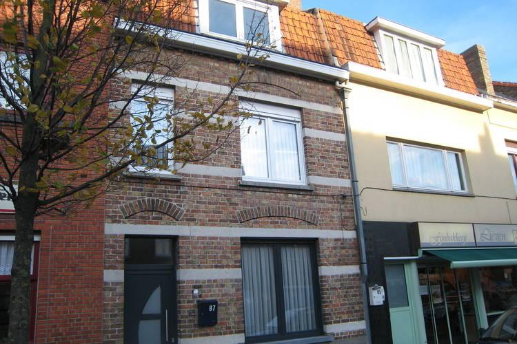 West Flanders Huize Molenzijde Sint-kruis Bruges Belgium