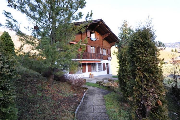 Interlaken Habkern Bernese Oberland Switzerland