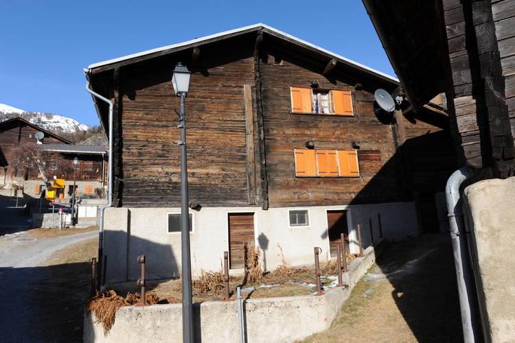 Andreas Gampel-Bratsch Jeizinen Valais Switzerland