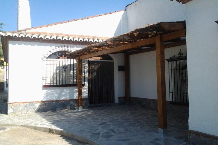 Guadix Benalua Andalusia Inland Spain