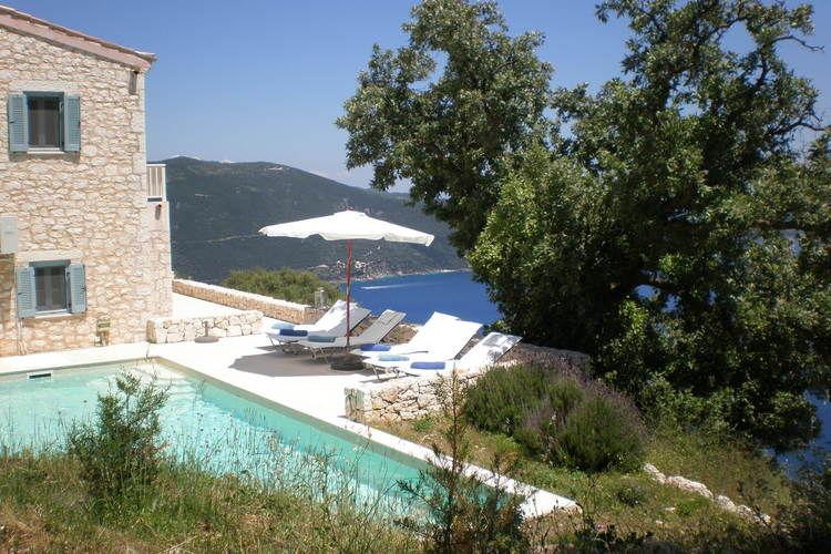 Villa Iris Ionian sea Lefkas Lefkada Greece