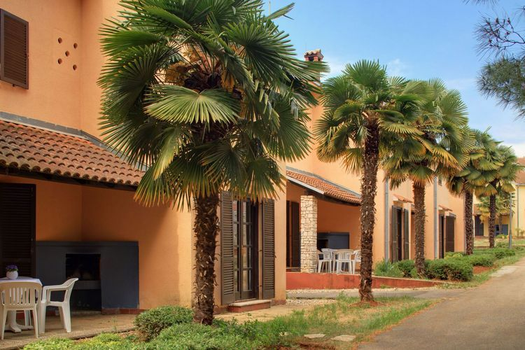 Apartmentresort Savudrija  Istria Croatia