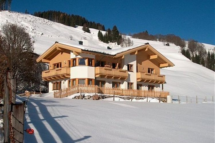 Arianne - Apartment - Saalbach Hinterglemm - Exterior - Winter