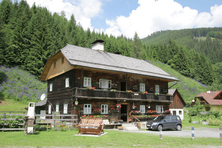 Blumenhaus Turracher Hohe Styria Austria