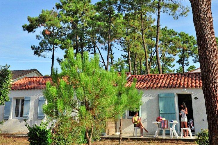 Le Domaine des Oyats Longeville-sur-Mer Loire France