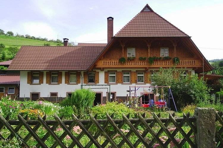 Ferien auf dem Bauernhof Oberharmersbach Black Forest Germany