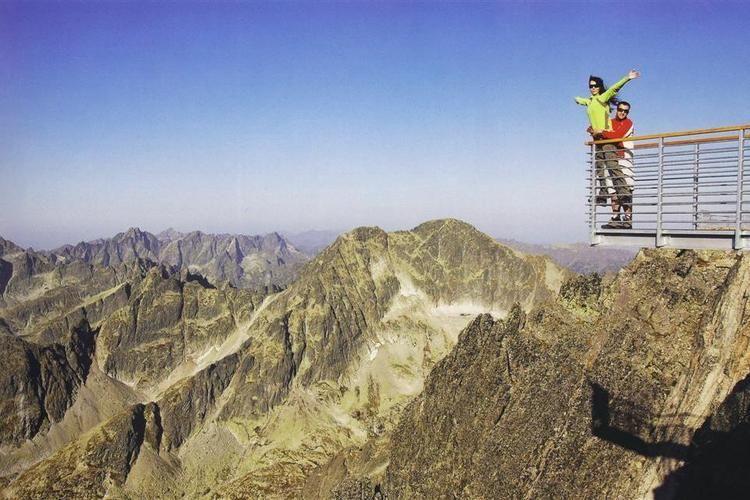 Lydia Stary Smokovec Mountains Slovakia