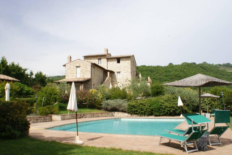 Ginestrilo Assisi Umbria Italy