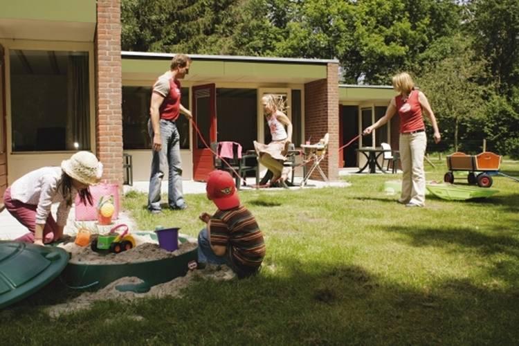 Vakantiepark Klein Vink Park De Maasduinen Limburg Netherlands