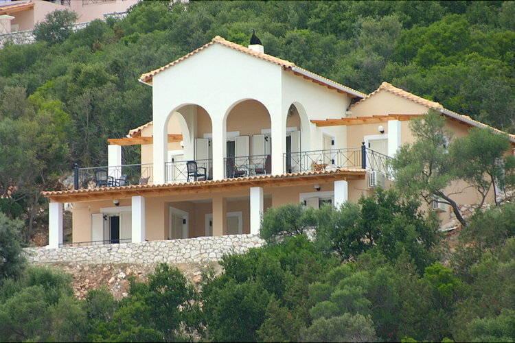 Villa Marella Sivota Lefkada Greece