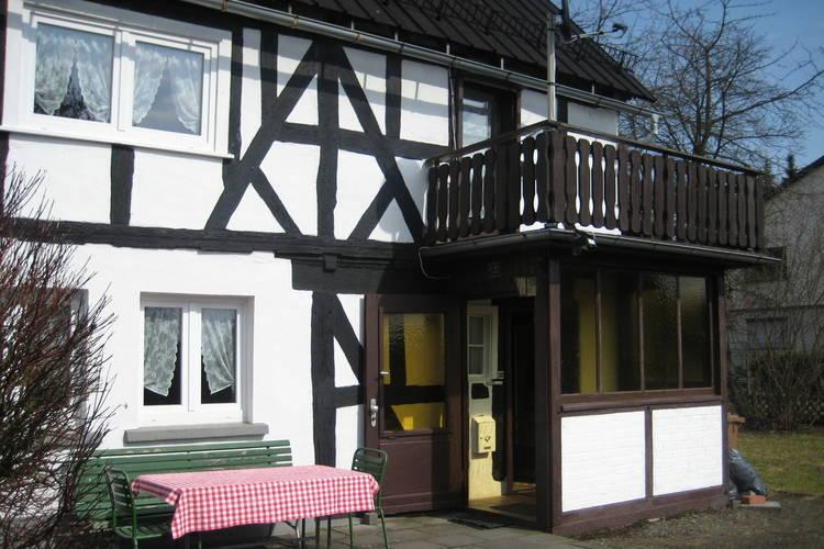 Fachwerkhaus Rennerod Westerwald Germany