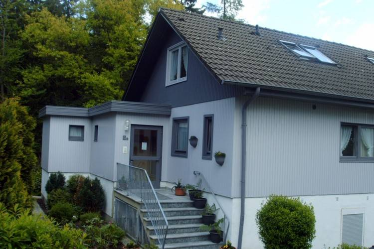 Bocksberg-Blick Goslar Harz Germany