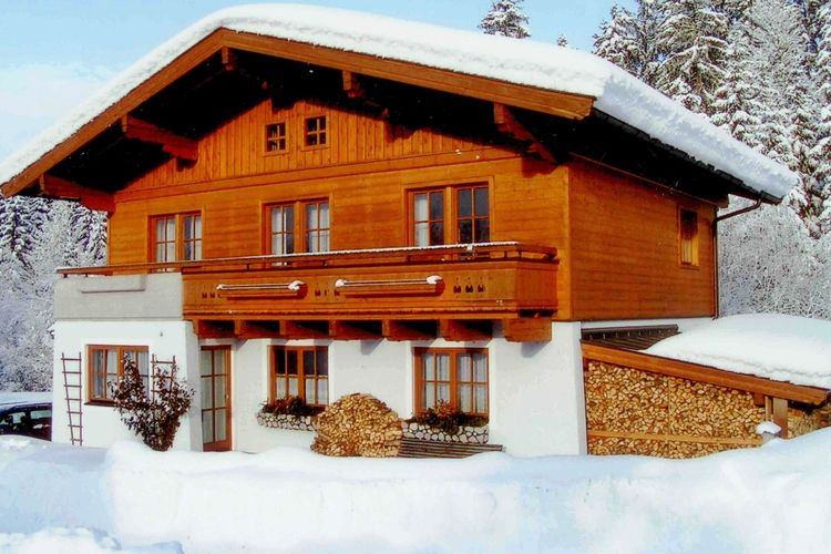 Anna - Apartment - Maria Alm - Exterior - Winter