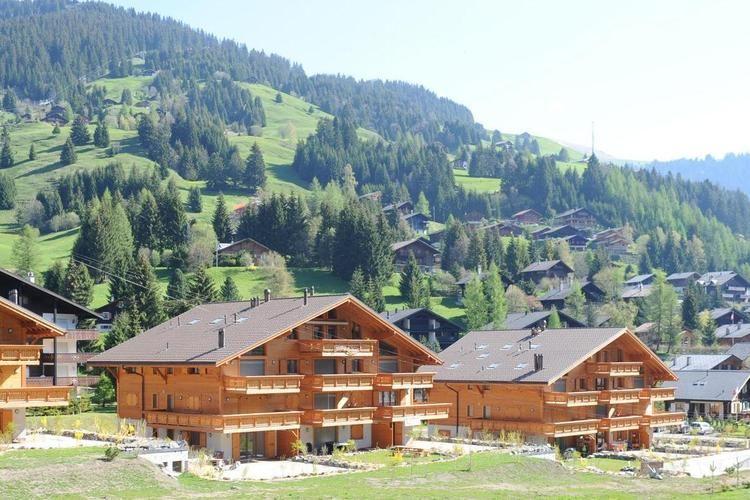 Montefiori Morgins Geneva Leman Switzerland