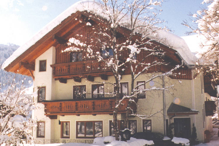 Elisabeth - Apartment - Wagrain - Exterior - Winter