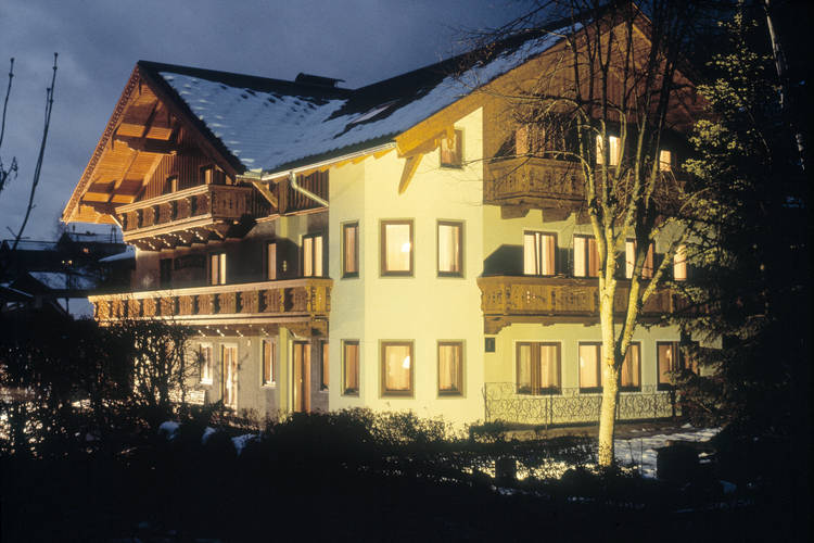 Bergblick - Apartment - Wagrain - Exterior - Winter