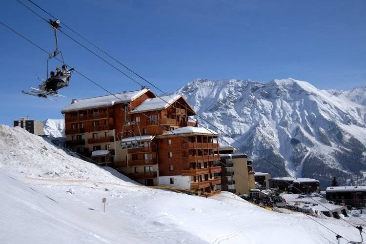 Residence Les Terrasses de la Bergerie Orcieres 1850 Southern Alps France