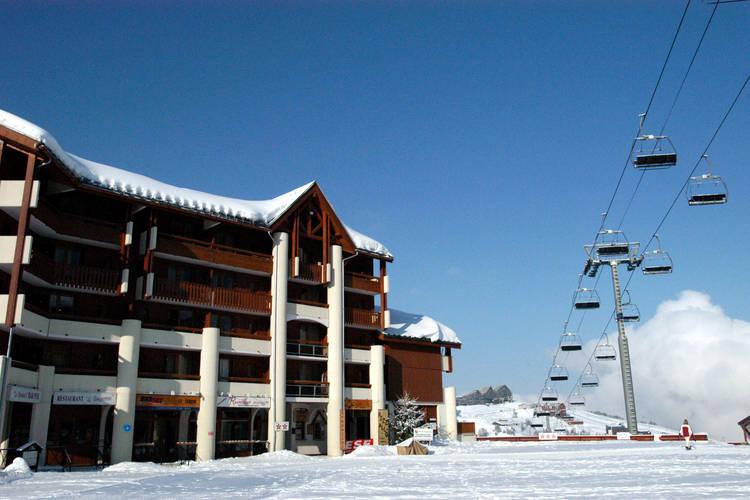 Residence Le Cervin Macot-la-Plagne Northern Alps France