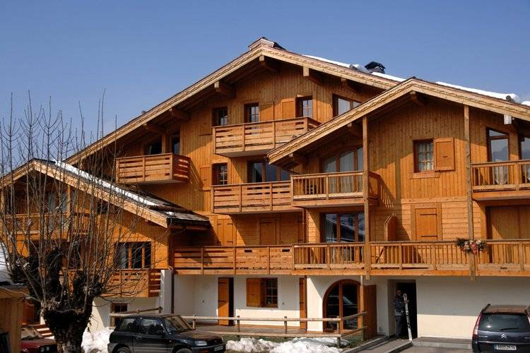 Residence Les Belles Roches Notre-Dame-de-Bellecombe Northern Alps France