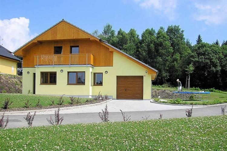 Lipno Paradise Sumava Mountains South Bohemian Region Czech Republic