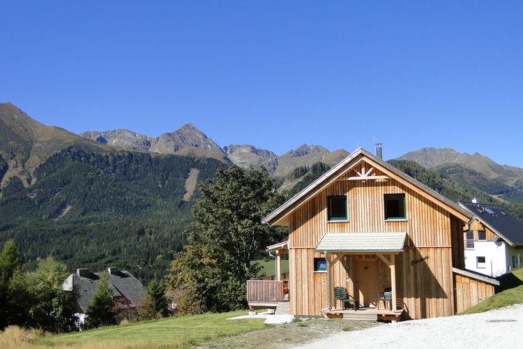 Chalet Eresma Hohentauern Styria Austria