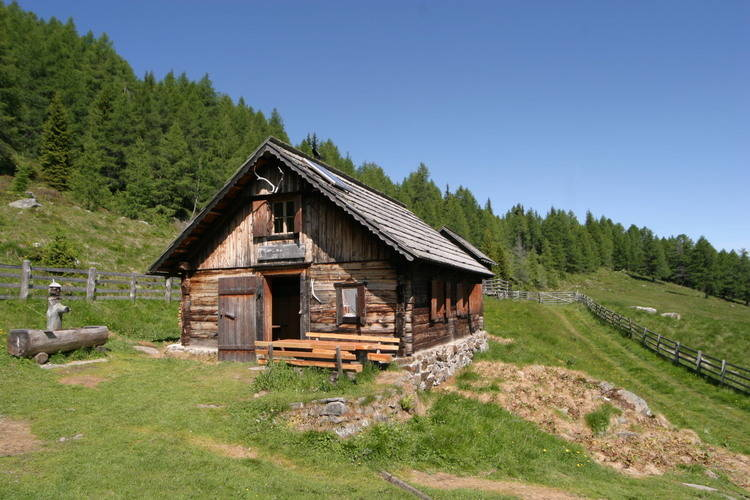 Gamperhutte Innerkrems Carinthia Austria