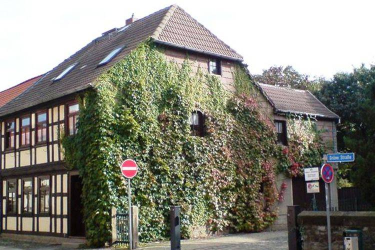 Schlossblick Wernigerode Harz Germany