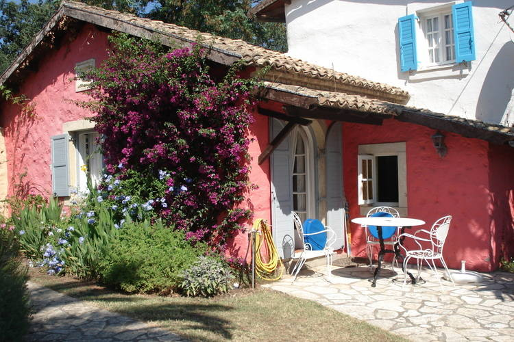 Red Cottage Sgombou Corfu Greece