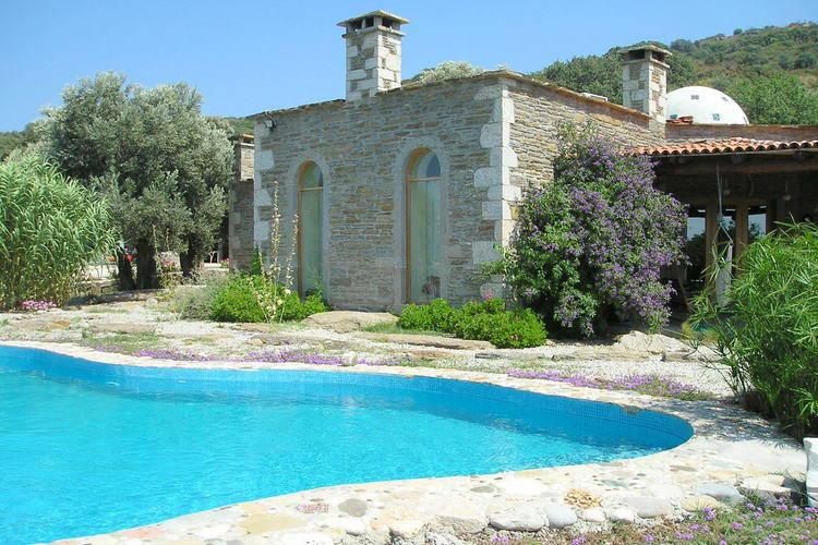 Stone villa Turgutreis Aegean Coast Turkey
