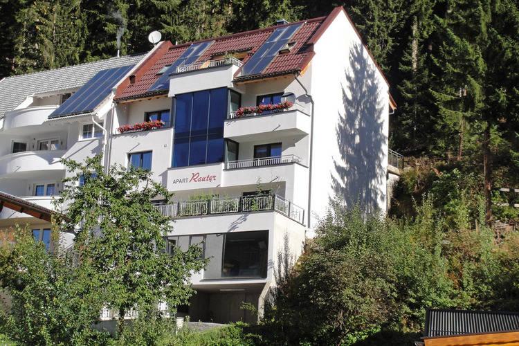 Rauter Kappl im Paznauntal Tyrol Austria