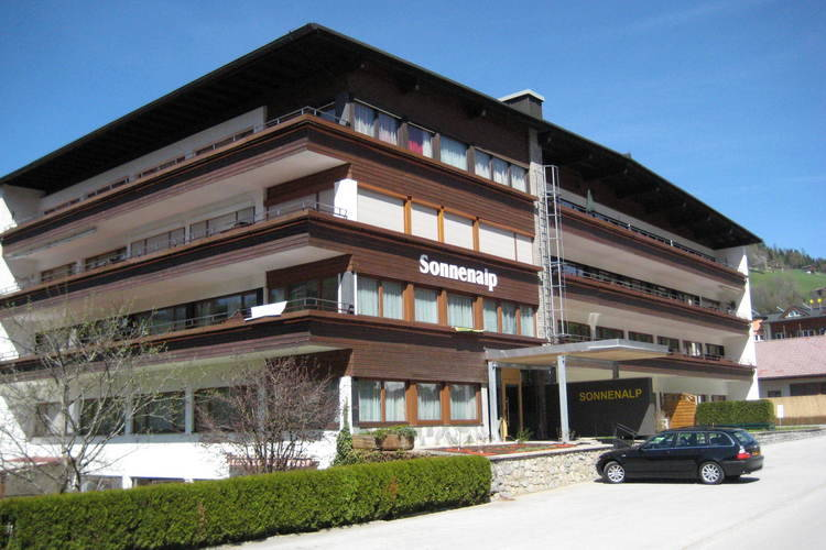 Sonnenalp House Wildschonau Tyrol Austria