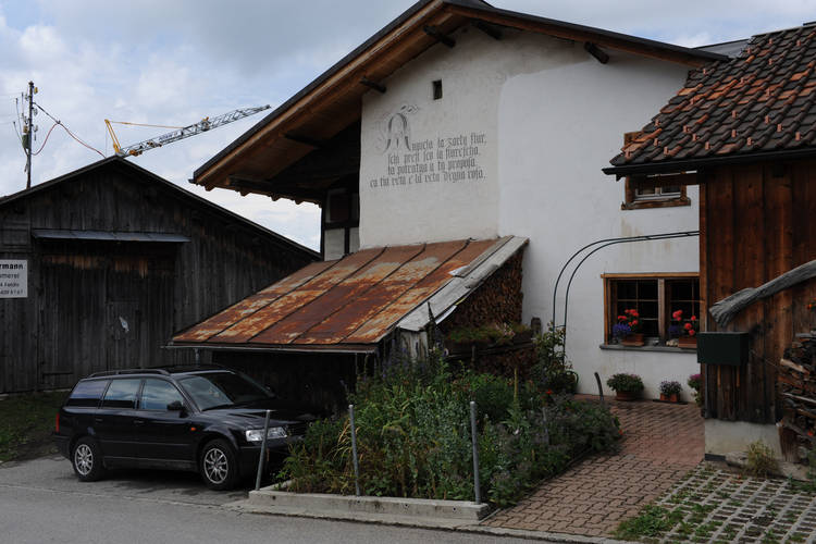Axel Viamala Feldis Grisons Switzerland