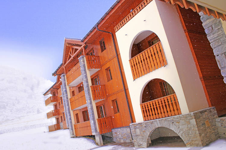 Les Balcons de Val Cenis le Haut Val Cenis Northern Alps France