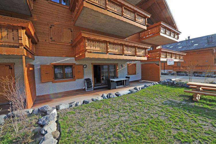 Edelweiss Bien Morgins Geneva Leman Switzerland