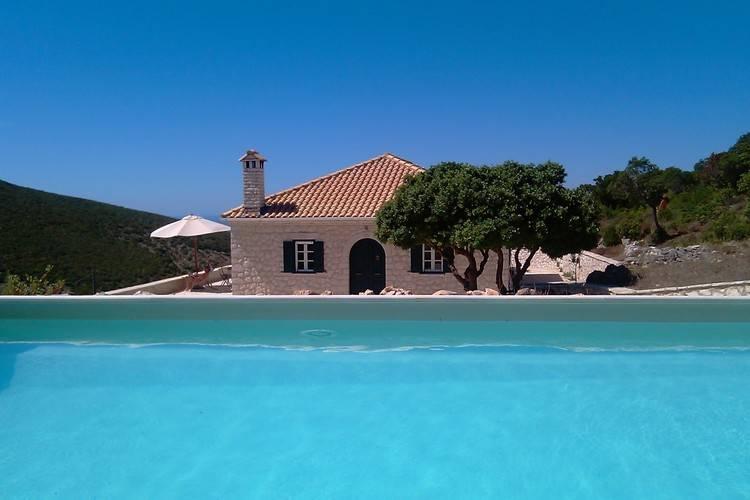 Villa Geofos Apollonioi Vasiliki Lefkada Greece