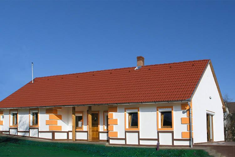 Erlevi Almamellek West Hungary Hungary