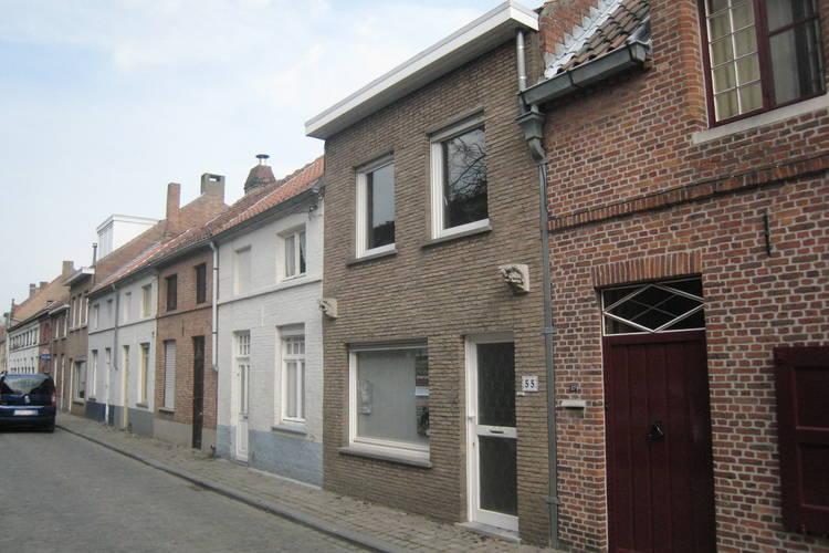 t Visspoantje Brugge West Flanders Belgium