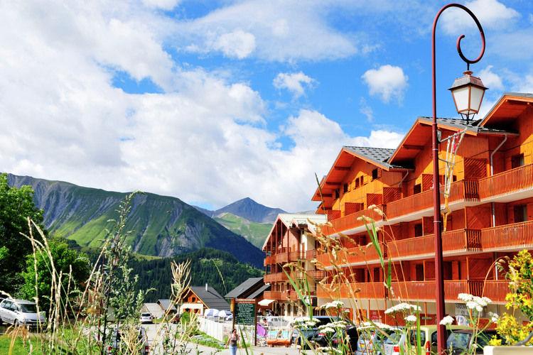 Le Relais des Pistes Northern Alps Le Mollard Albiez Montrond France
