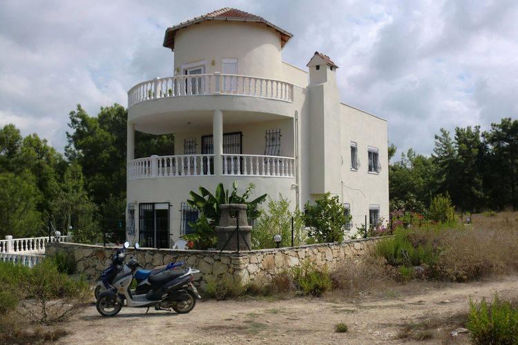 Villa Naomi Avsallar Mediterrean Coast Turkey