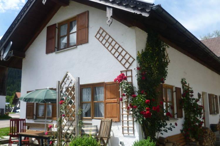 Ferienhaus Maria Unterammergau German Alps Germany