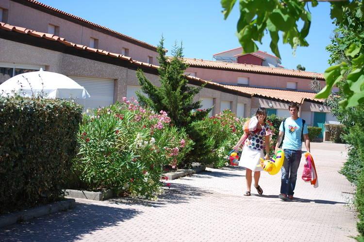 Jardins de Neptune Saint-Cyprien Languedoc-Roussillon France
