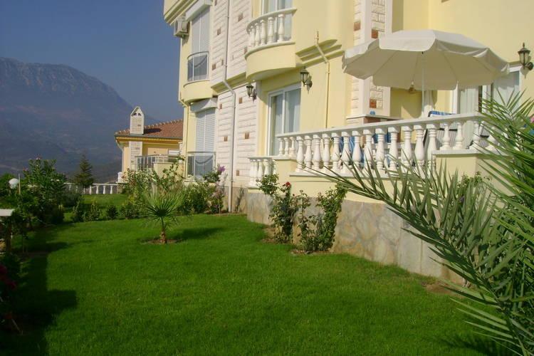 Villa Toros Kargicak Mediterrean Coast Turkey