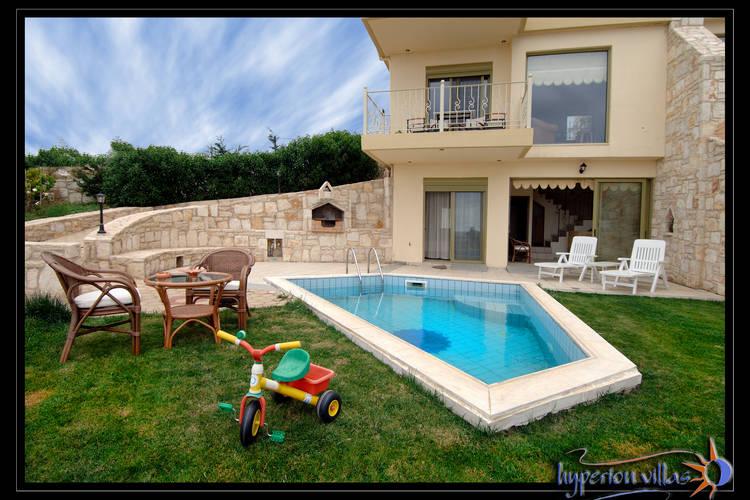 Hyperion Villa Agia Pelagia Crete Greece