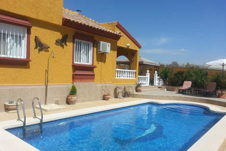 Casa Kruithof Mazarron Costa Calida Spain