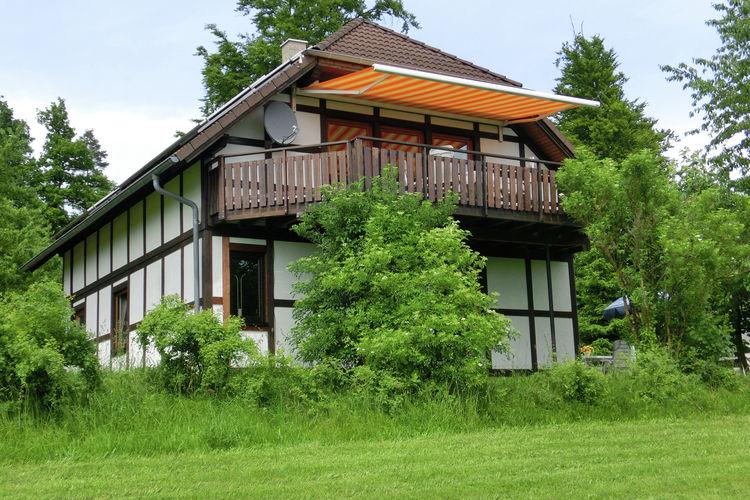 Ferienhaus Am Sternberg 205 en 207 Frankenau Hesse Germany