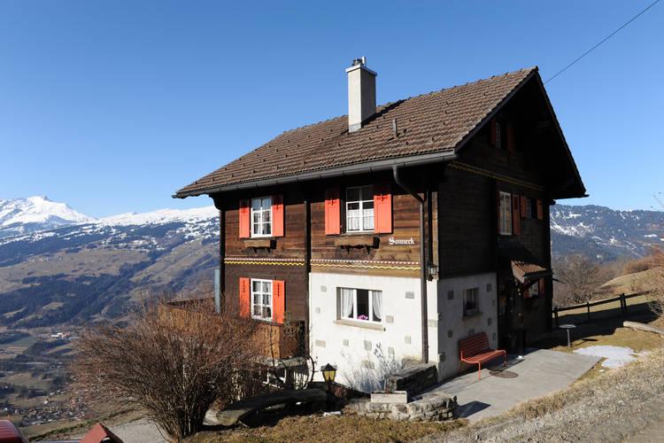 Sonnegg Trans Grisons Switzerland
