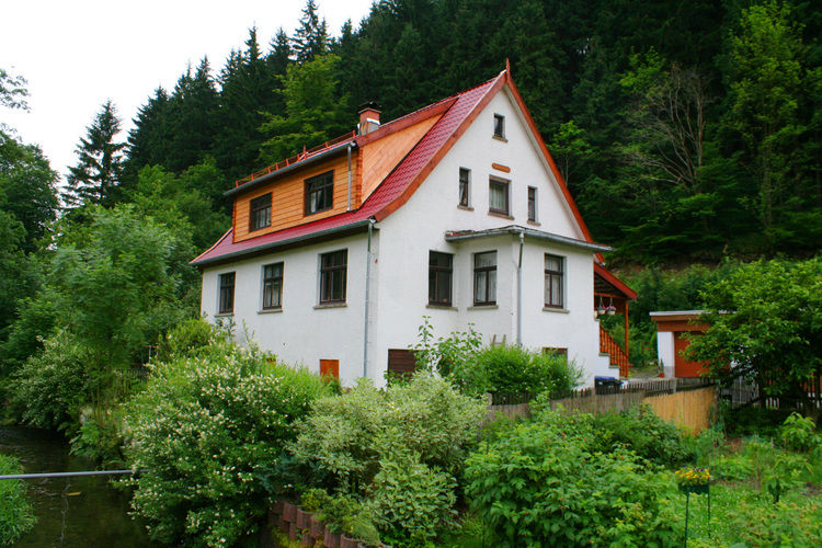 Thuringer Ferienhaus Unterschonau Thuringia Germany