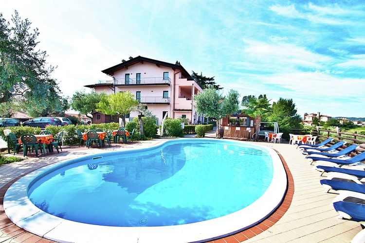 Vista Lago Manerba del Garda Lakes of Italy Italy